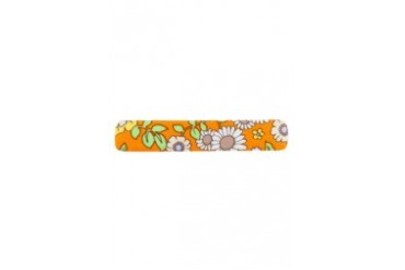 Daisy Printed Hair Pin