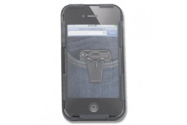 Nite Ize Connect Case iPhone 4S and4 - Smoke Translucent