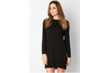 Noir Sur Blanc Ladies Mini Dress