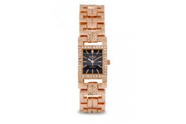 Omax JES630RS Alloy Rose Gold Watch
