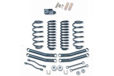 Suspension Kits  4 Inch Lift Kit with RS9000 Shocks TJ4 Complete Suspension Systems and Lift Kits