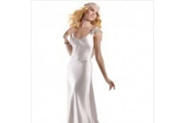 "Maggie Sottero ""In Stock"" Wedding Dress - Style Emilena 3MS744"