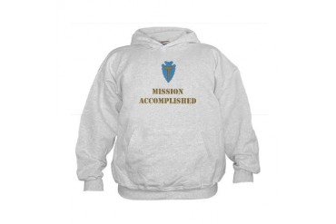 Military Kids Hoodie by CafePress