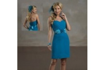 "Forever Yours ""In Stock"" Bridesmaid Dress - Style 7955"