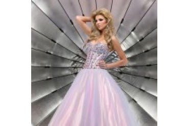"Sparkle ""In Stock"" Dress - Style 71266"