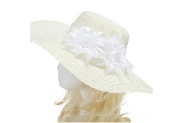 Eye-catching Artificial Silk/Feather/Imported Paper Hats (042052517)