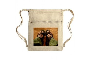 1801.JPG Sack Pack Art Cinch Sack by CafePress