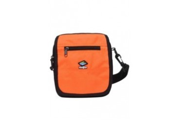 Black & Orange Safety Sac Bag