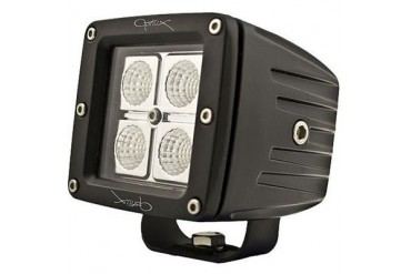 Hella Optilux Cube 4 LED Driving Lamp H71020401 Offroad Racing, Fog & Driving Lights