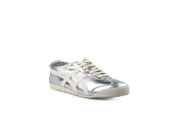 Onitsuka Tiger Mexico 66 Silver Off White