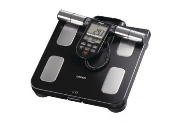 Omron Hbf-516b Full-Body Sensor Body Composition Monitor amp Scale (black)