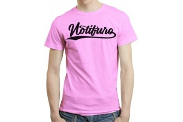 Notifuro Shodo Signature T-Shirt Limited Edition Pink