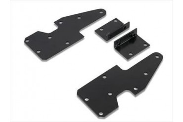 Warrior Bumper Reinforcement Brackets  566 Front Bumpers