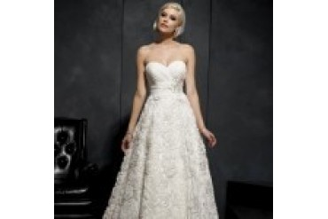 Kenneth Winston Wedding Dresses - Style 1519