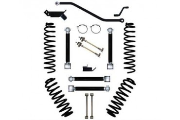 Rock Krawler 3.5 Inch Short Arm Flex Lift Kit LJ30002 Complete Suspension Systems and Lift Kits