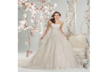 "Sophia Tolli ""In Stock"" Wedding Dress - Style Melisandre Y11416"