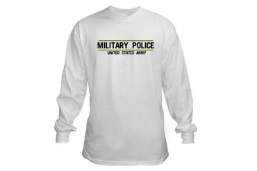 Army Military Police Military Long Sleeve T-Shirt by CafePress