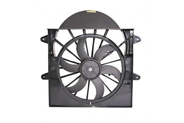 Crown Automotive Electric radiator Fan Assembly  5143208AA Electric Cooling Fan