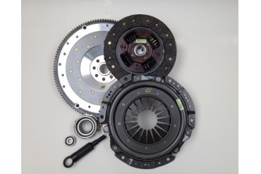 Fidanza V-1 Qwik-Rev Clutch and Flywheel Kit 230 lbft Rated Scion FR-S 2.0L 13-14