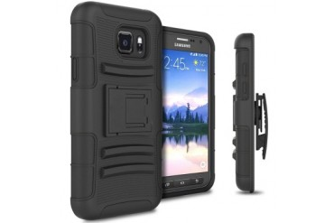 Samsung Galaxy S7 Active Defender Case Cover Belt Clip Holster Cover