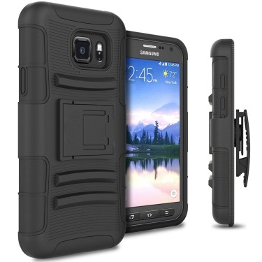 new concept af184 293e2 Samsung Galaxy S7 Active Defender Case Cover Belt Clip Holster Cover -  Price Comparison