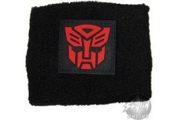 Transformers Autobot Rubber Patch Wristbands