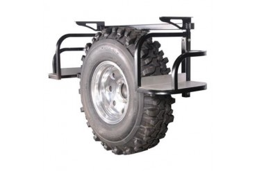 PUREJEEP Side Platform (JerryCan) Cargo Package JC3-P Rear Bumpers