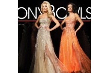 "Tony Bowls Evenings ""In Stock"" Dress - Style TBE11443"