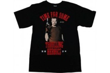 Firefly Jayne Time For Some Thrilling Heroics T-Shirt