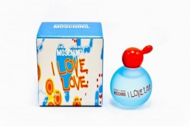 MOSCHINO I LOVE LOVE 4.9 ML EDT MINI