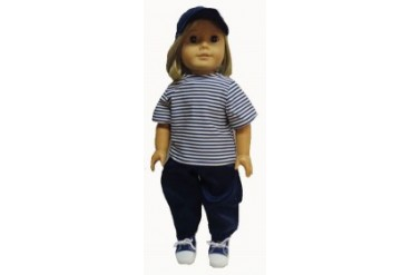 American Girl Doll Baseball Clothes