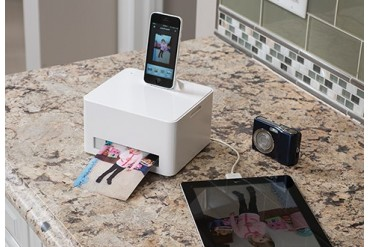 Photocube Smartphone Printer