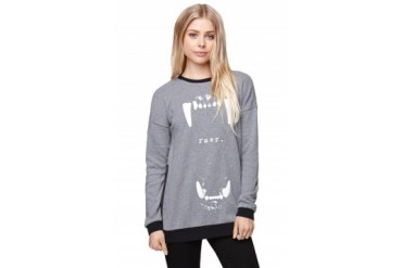 Womens Vans - Vans Rawr Crew Zip Fleece