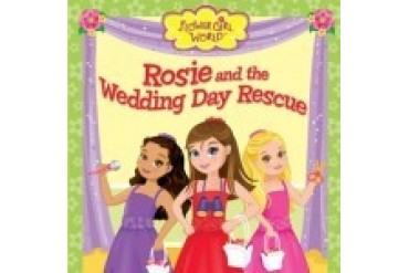 Simply Charming Flower Girl Book - Style FGB504