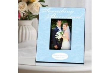 Engravable Gift Collection Something Blue Frame - Style GC860somethingblue