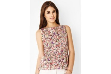 Agreetoshop Maurie Sleeveless Blouse