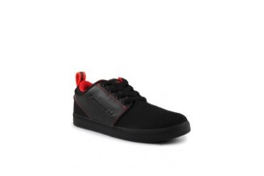Rhumell Hush Sneaker Unisex Black Red