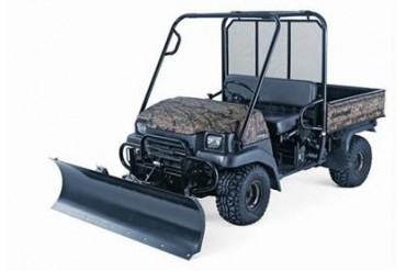 "Warn ProVantage UTV Front Mount Plow System with 72"" Straight Blade  UTV72STRAIGHTFRONT Warn ATV and UTV Plow System Kits"