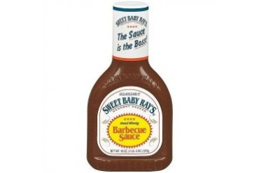 Sweet Baby Ray s Original Barbecue Sauce 18 oz Bottle