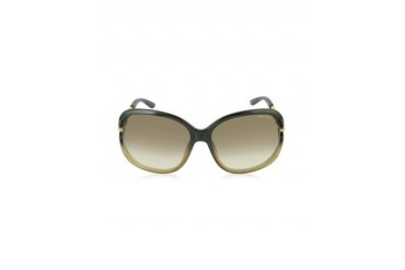 LOOP/S 7WSFM Dark Brown Acetate Women's Sunglasses