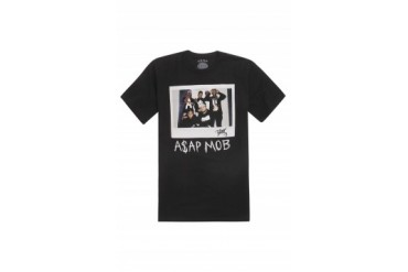 Mens A$Ap Worldwide T-Shirts - A$Ap Worldwide Mob T-Shirt