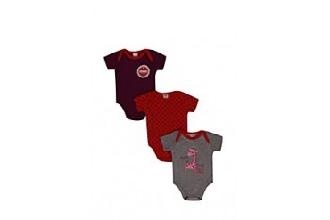 3 pack baby grow