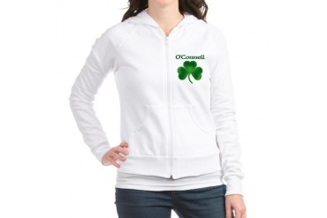 O'Connell Shamrock Family Jr. Hoodie by CafePress