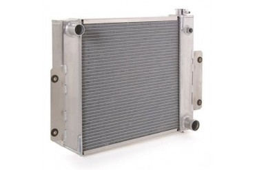 Be Cool Dual Core Radiator Module Assembly for GM V8 Engines with Standard Transmission 81030 Radiator