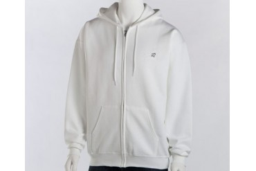 Classic Embroidered Full Zip Hood