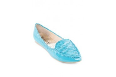 Princess Sharp Toe Flats