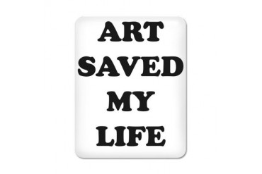 ART SAVED2.png Cool iPad Case by CafePress