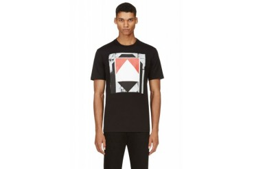 Givenchy Black Malboro Patch Columbian T shirt