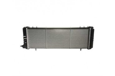 Vista-Pro Replacement 2 Core Radiator for 4 or 6 Cylinder Engine with Automatic Transmission 433871 Radiator