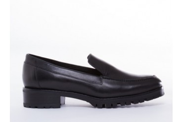 To Be Announced Erma in Black Leather size 10.0